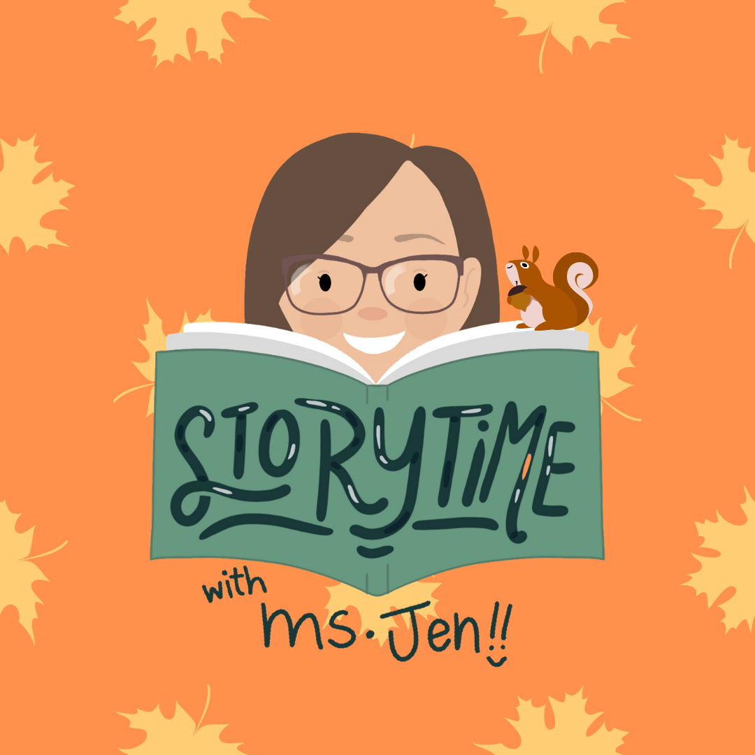 Storytime with Ms Jen.